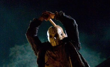 The New Jason Voorhees