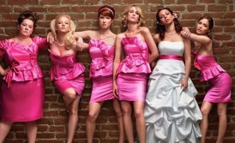 DVD Release: Bridesmaids Bounty and Dumbo Delivers