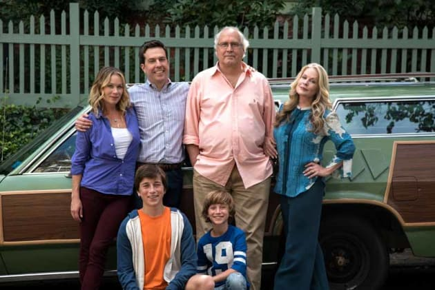 Vacation Ed Helms Chevy Chase