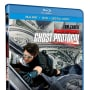 Mission Impossible Ghost Protocol Blu-Ray