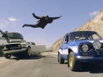 Fast and Furious 6 Car Jump