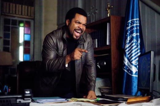 Ice Cube in 21 Jump Street