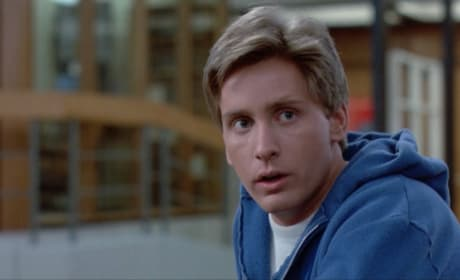 The Breakfast Club Emilio Estevez