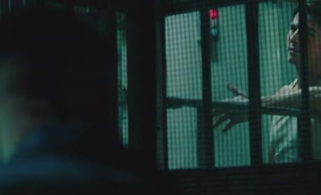 "Ghost Protocol: Tom Cruise Asks Simon Pegg to ""Open the Door"""