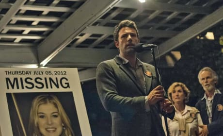 Gone Girl: First Look at Ben Affleck in David Fincher's Film