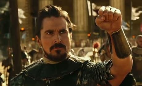 Exodus Gods and Kings Review: Ridley Scott Gets More Epic Than Ever