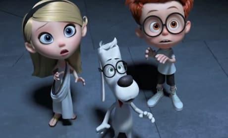 Mr. Peabody and Sherman Movie Still