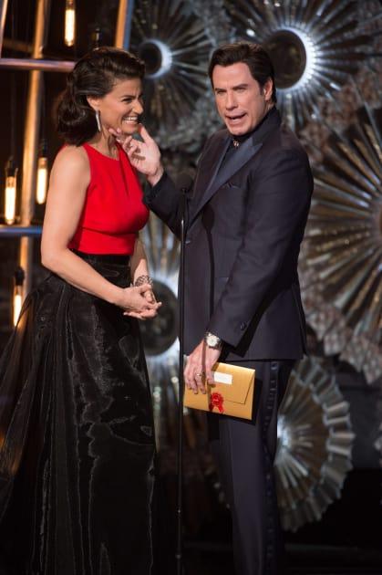 John Travolta Makes Headlines Again
