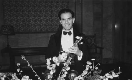Frank Capra at The Oscars