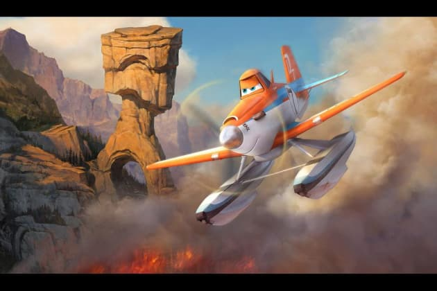 Dusty Planes Fire and Rescue