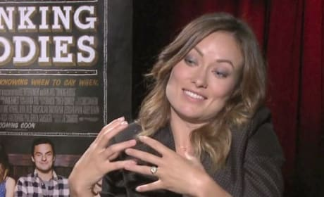 Olivia Wilde Goes Nude for Jon Favreau