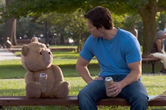 Ted 2 Mark Wahlberg Teddy Bear