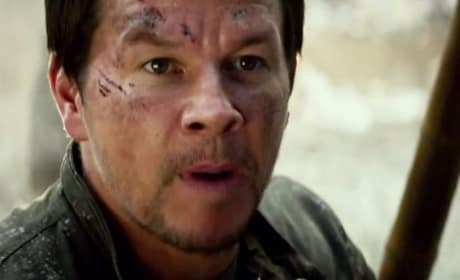 Mark Wahlberg Transformers: Age of Extinction Star