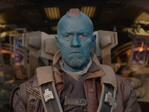 Guardians of the Galaxy Michael Rooker as Yondu