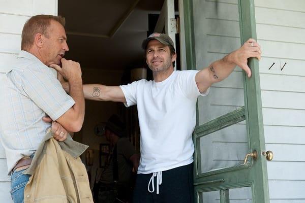 Man of Steel Zack Snyder Kevin Costner