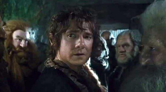 The Hobbit: The Desolation of Smaug Bilbo