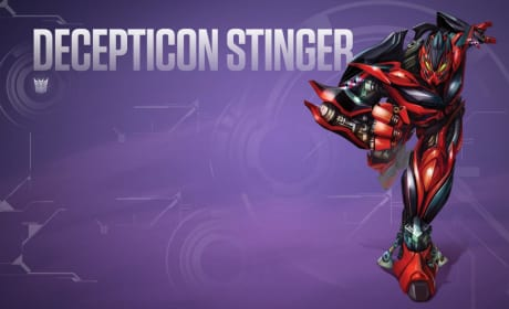Transformers Age of Extinction Decepticon Stinger