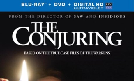The Conjuring DVD/Blu-Ray Combo Pack