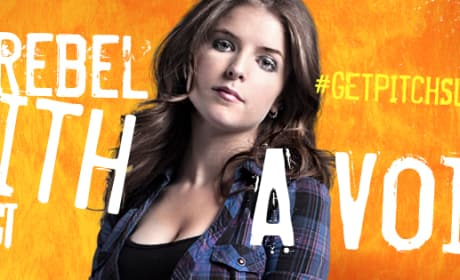Anna Kendrick Pitch Perfect Banner