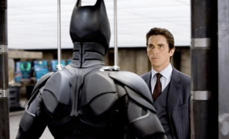The Dark Knight Rises Interview: Christian Bale Says Goodbye