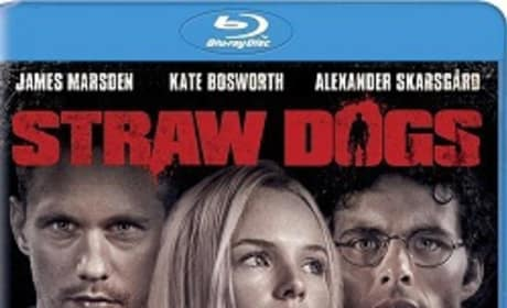 Straw Dogs Blu-Ray