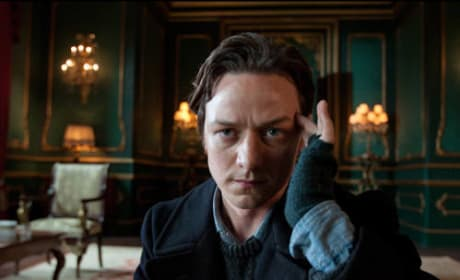 "X-Men Days of Future Past: James McAvoy Promises ""Epic"""