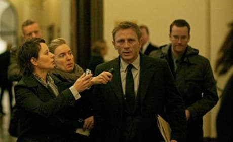 New The Girl with the Dragon Tattoo Still: Daniel Craig Gets Spotlight
