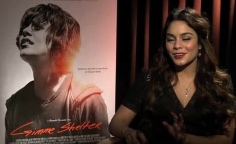 Gimme Shelter Exclusive: Vanessa Hudgens on What's Next