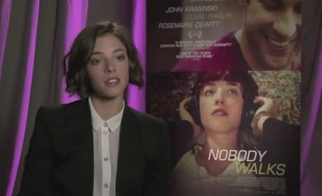 Nobody Walks: Olivia Thirlby on Her LA Story