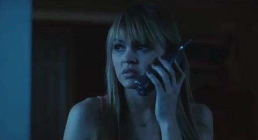 Aimee Teegarden in Scream 4