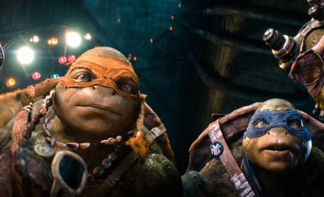 Teenage Mutant Ninja Turtles Movie Stills