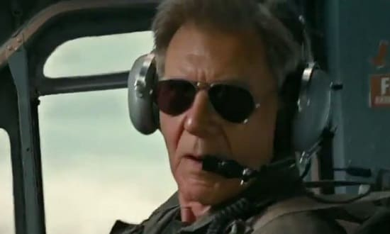 Harrison Ford The Expendables 3