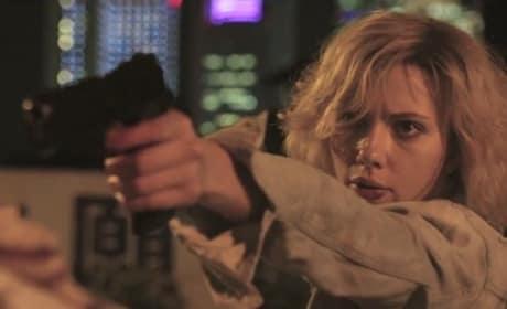 Scarlett Johansson Stars In Lucy