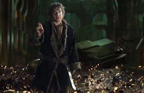 The Hobbit: The Desolation of Smaug Bilbo Smaug