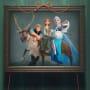 Frozen Fever Family Portrait