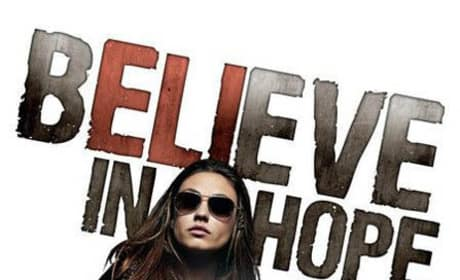 The Book of Eli Believe in Hope Poster
