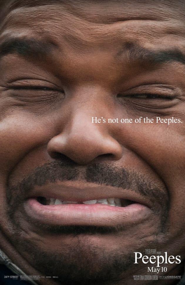 Peeples Craig Robinson Poster