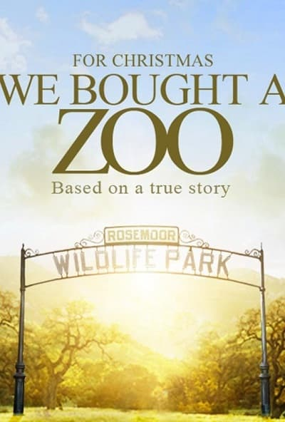 We Bought a Zoo Poster Premiere