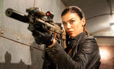 Adrianne Palicki in G.I. Joe Retaliation
