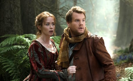 Into the Woods James Cordon Emily Blunt