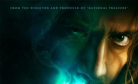 Nicolas Cage Looks Mysterious on New Sorcerer's Apprentice Poster