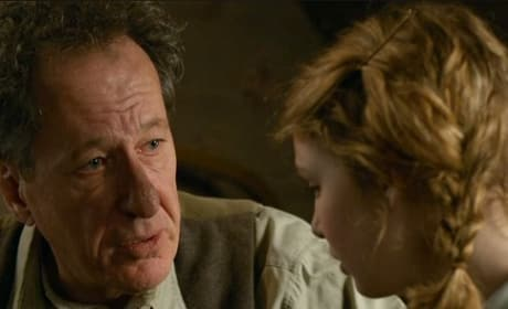 The Book Thief Geoffrey Rush
