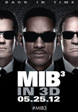 Men in Black III Movie Poster