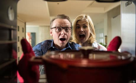 Hector and the Search for Happiness Simon Pegg Rosamund Pike