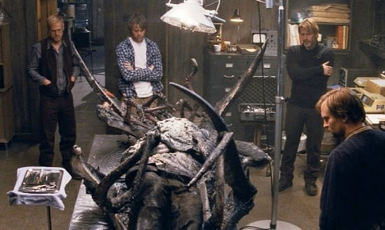 On the Set of The Thing