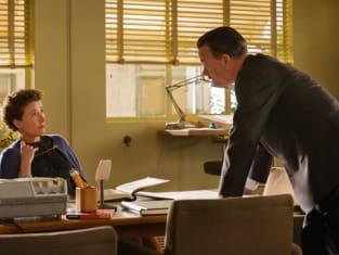 Emma Thompson Tom Hanks Saving Mr. Banks