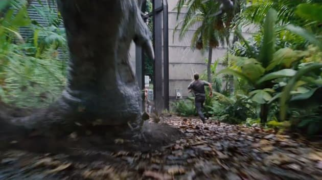 Jurassic World Dinosaur Photo
