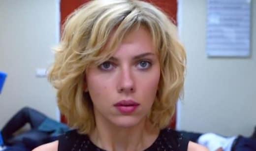 Lucy is Scarlett Johansson