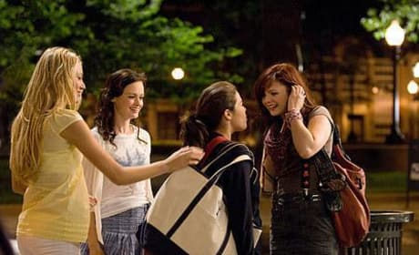 The Sisterhood of the Traveling Pants 2 Scene