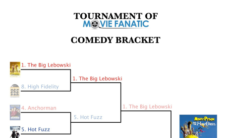 Comedy Bracket Finals